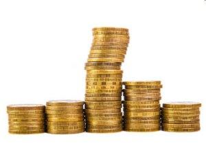 Nauda, monētas